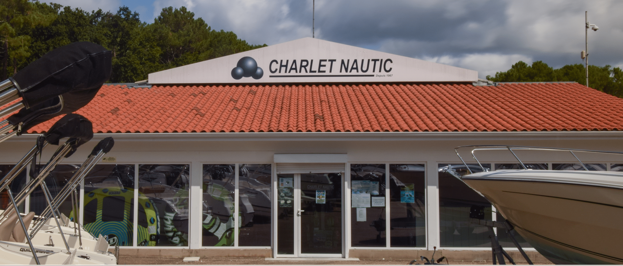 Charlet Nautic Biscarrosse