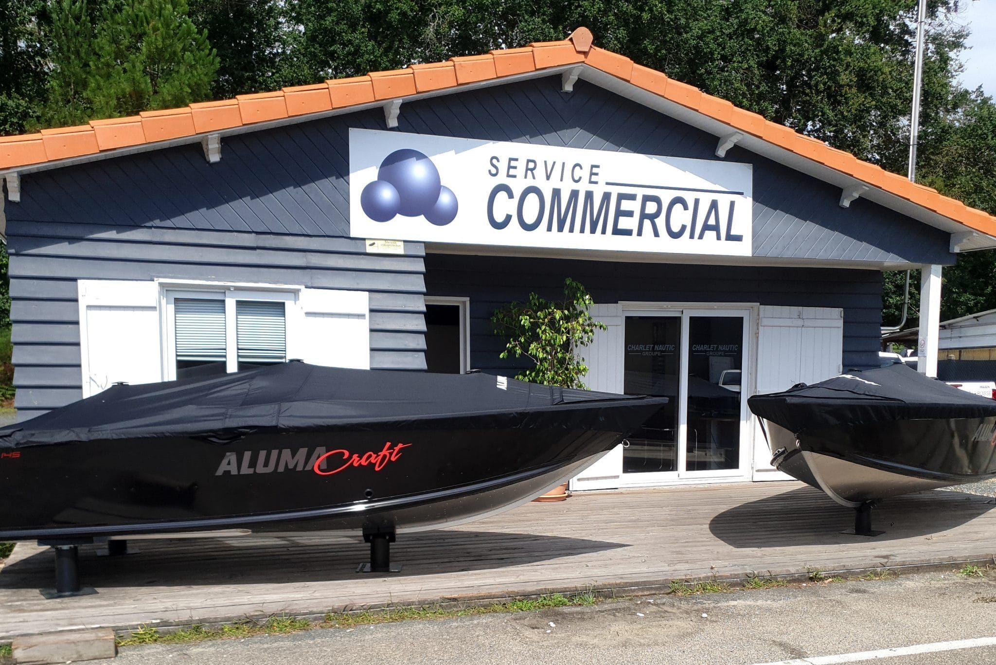 Alumacraft : un nouveau partenariat !